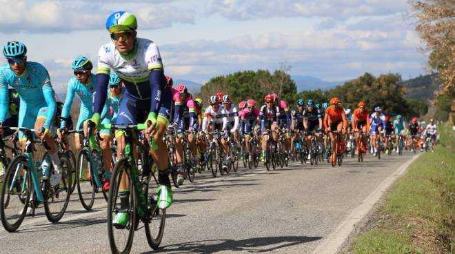 Ciclismo: Tirreno Adriatico, due tappe con transito a Civitanova e dintorni