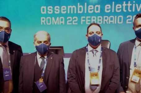 Daniele Ortolano eletto Consigliere Federale: le congratulazioni del Comitato Abruzzo