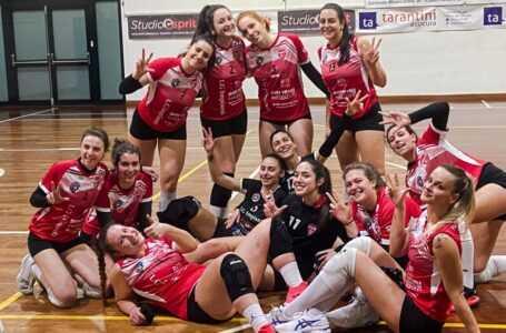 Volley B2 Donne, la Futura Teramo vince 3-1 in casa della Don Celso Fermo