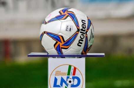 Calcio D/F, 19^ giornata: il Notaresco passa a Rieti. Pareggio tra R.Giulianova e Vastese
