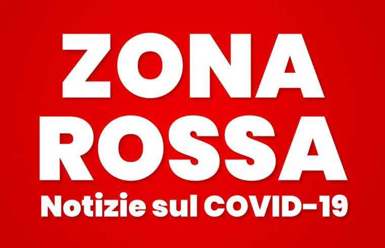 Covid, tutti i comuni in zona Rossa in Abruzzo: nel Teramano restano Martinsicuro, Colonnella e Nereto