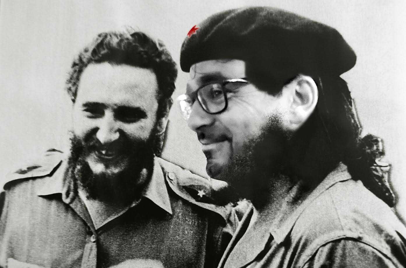 """IL RUGGITO / E  Gianguido  gridò  """"Revolucion"""""""