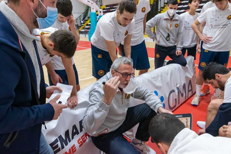 Basket B, Zanchi a Padova trova le risposte che chiedeva e la Globo vince 69-76