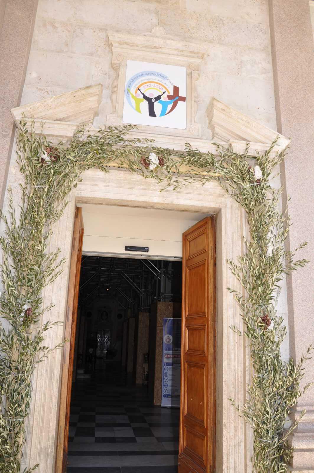 Festività pasquali al santuario di San Gabriele