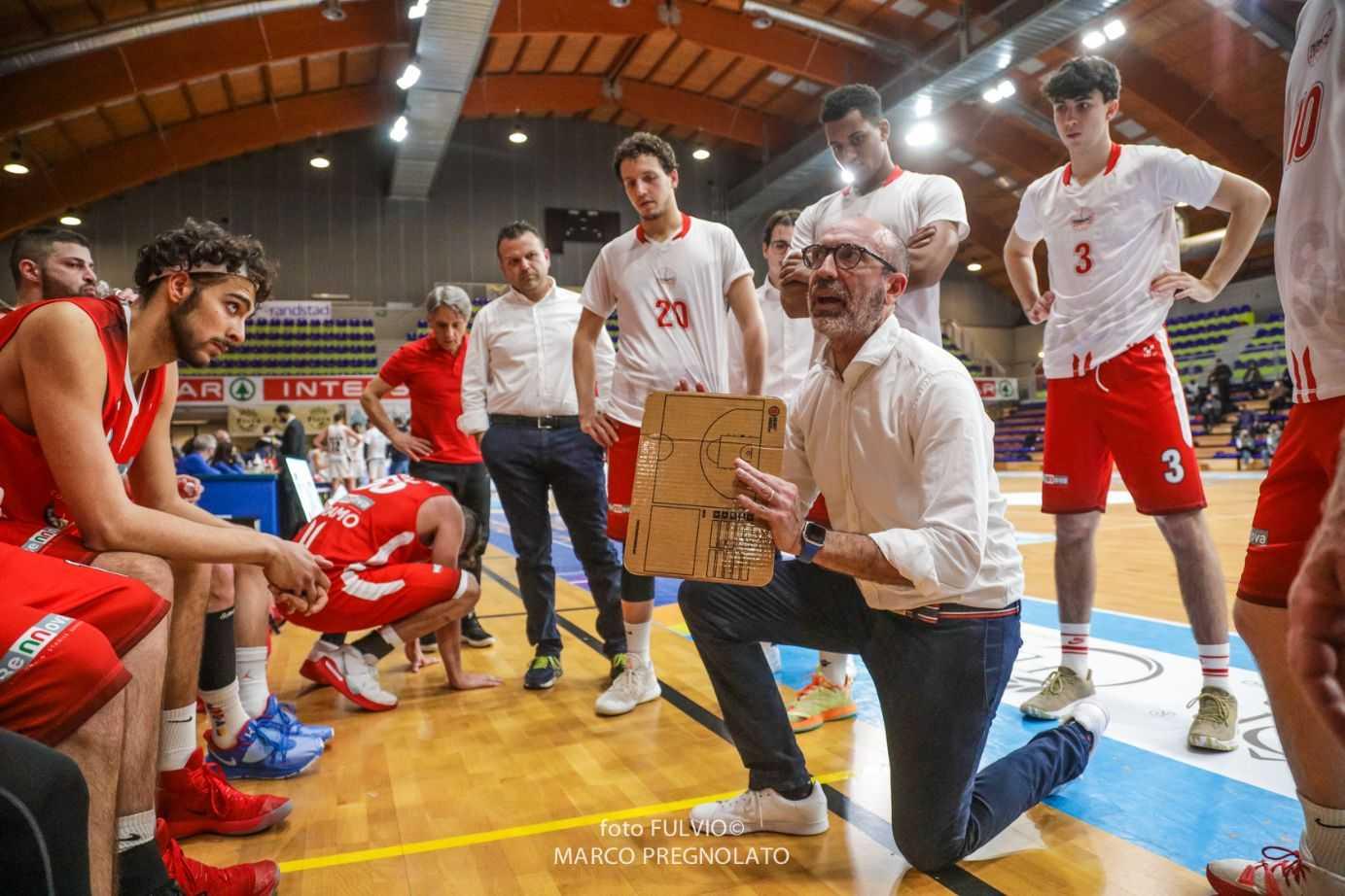Basket B, poche le gioie dalla Tasp che perde il recupero di Vicenza (71-63)