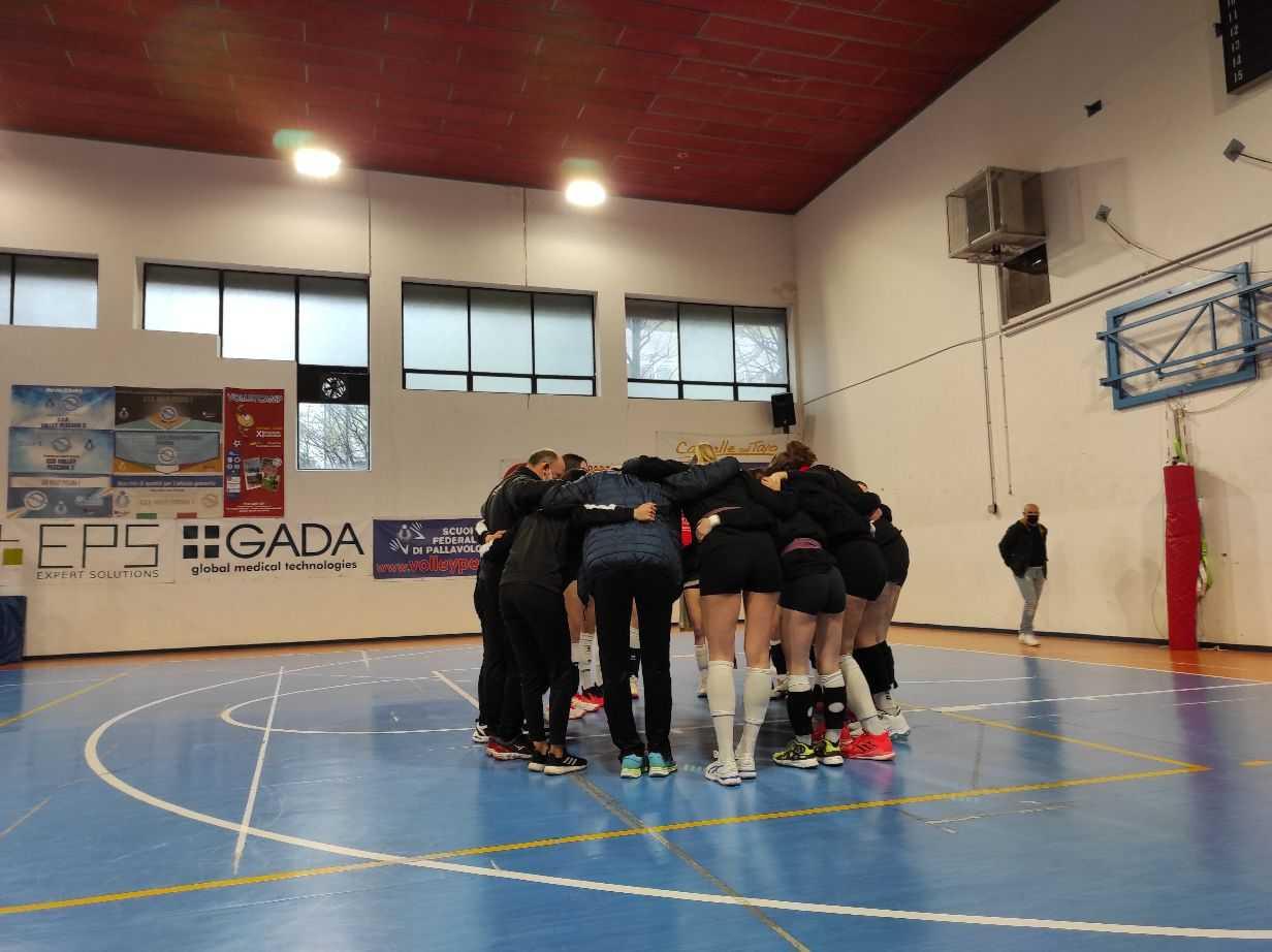 Volley B donne, la Futura Teramo perde a Pescara al tie-break