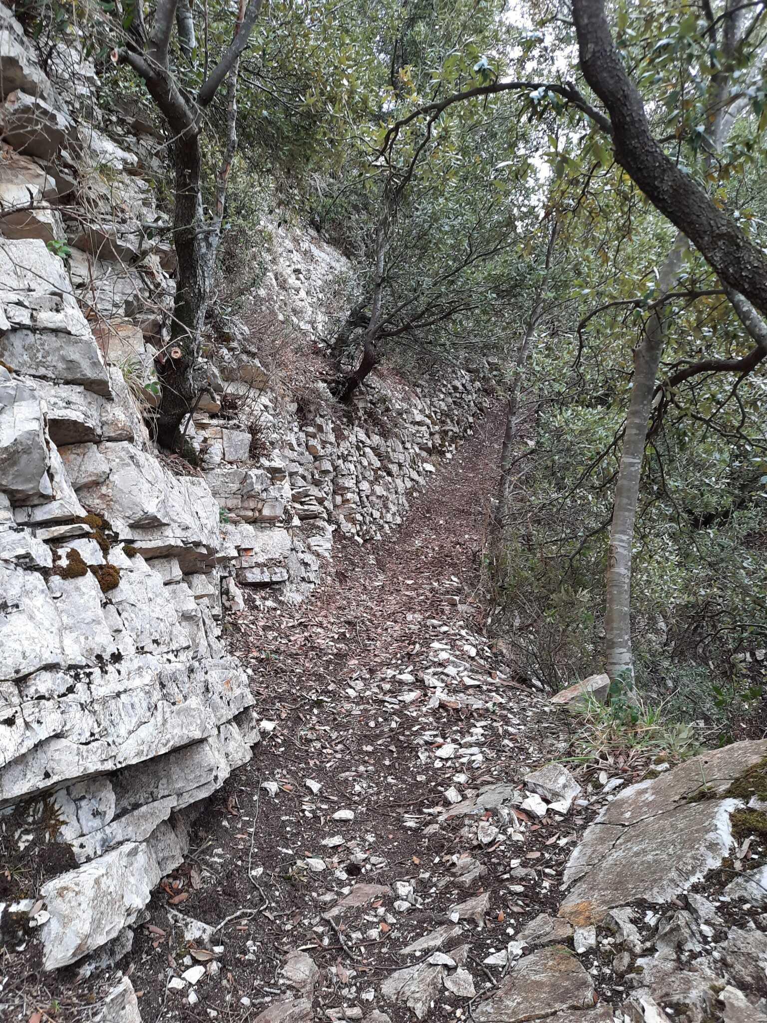 Campli: Il Monticchio e la riscoperta dei sentieriCai centenari