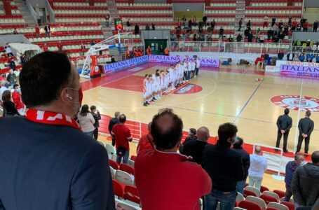 Basket B, la Rennova Tasp fa inalberare anche il presidente Fabio Nardi