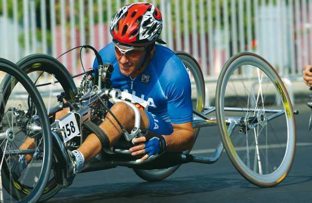 Ciclismo, prosegue in Abruzzo il ritiro della nazionale paralimpica