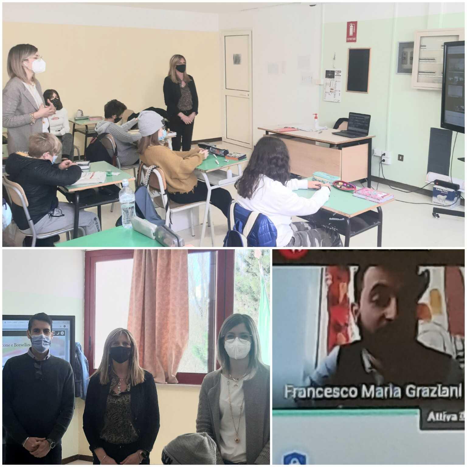 Educazione energetica tra i banchi di scuola: incontro online IC Falcone e Borsellino con Francesco Maria Graziani