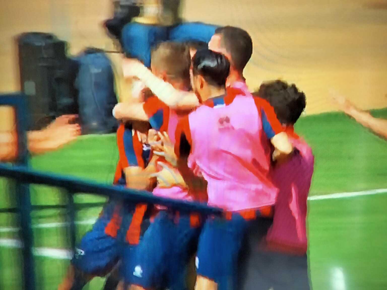 Calcio D/F, 24^giornata: il Campobasso vince a Notaresco e allunga. Cade il Castelnuovo, pari tra R.Giulianova e Pineto
