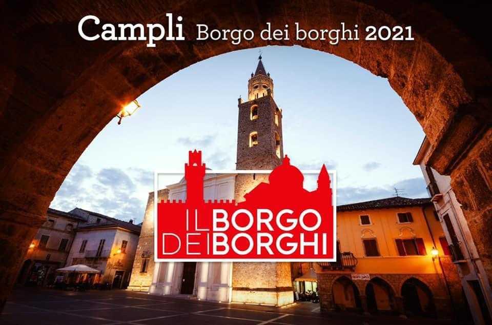 Il Borgo dei Borghi,domanisera la sfida finale: Campli rappresenta l'Abruzzo