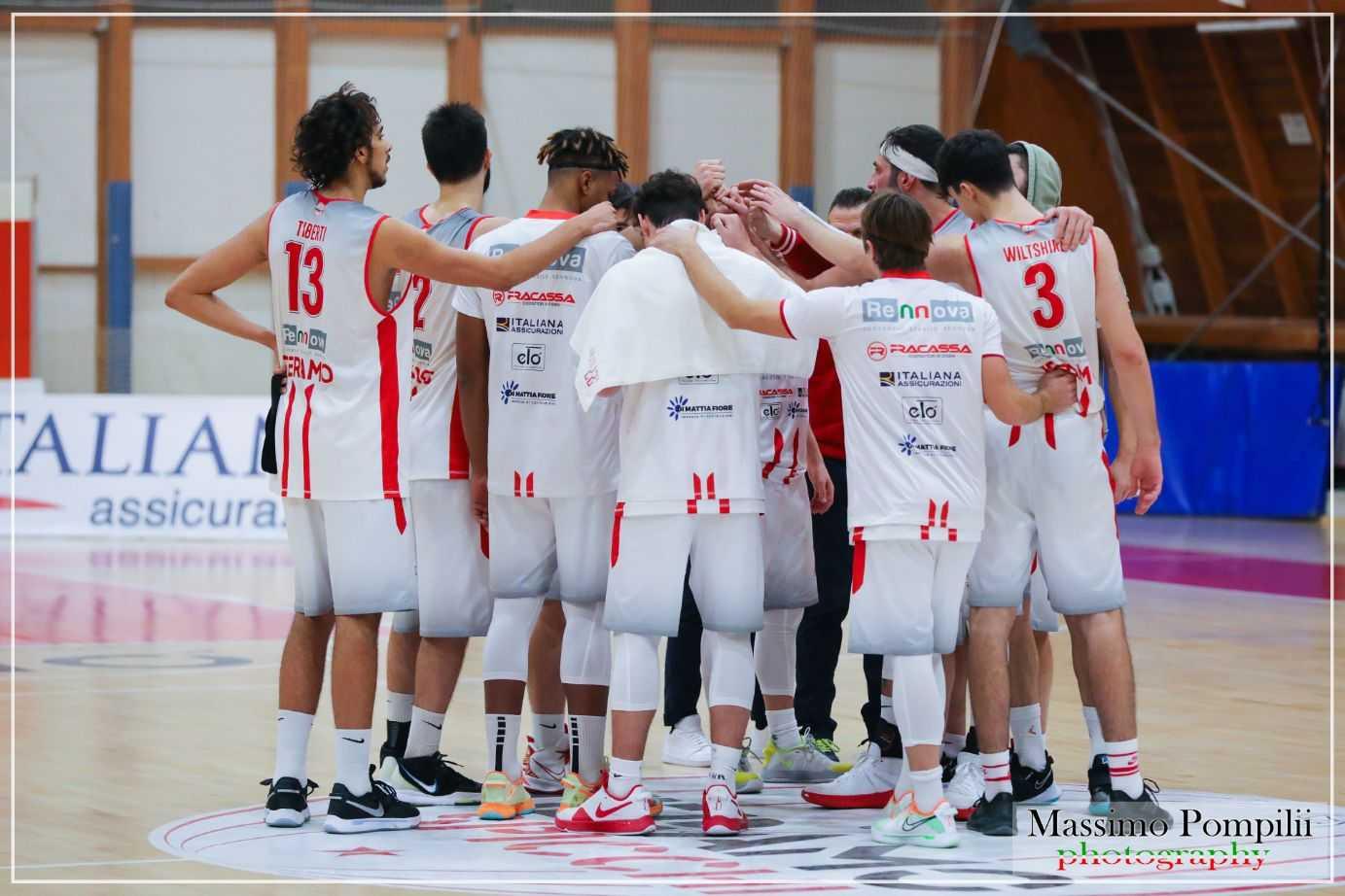 Basket B, nulla da fare per la Rennova Tasp: vince 71-59 il San Vendemiano