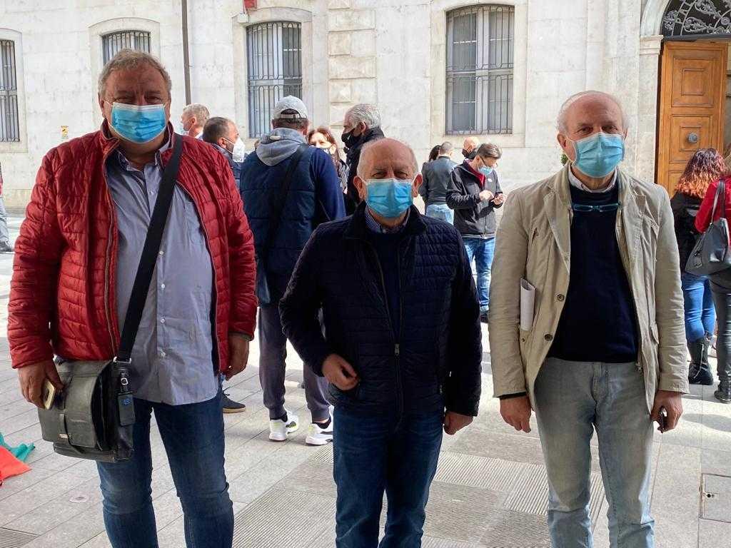 VIDEO e FOTO | Lavoratori agricoli stagionali, CGIL: Teramo maglia nera in Italia, contratto provinciale scaduto da 10 anni
