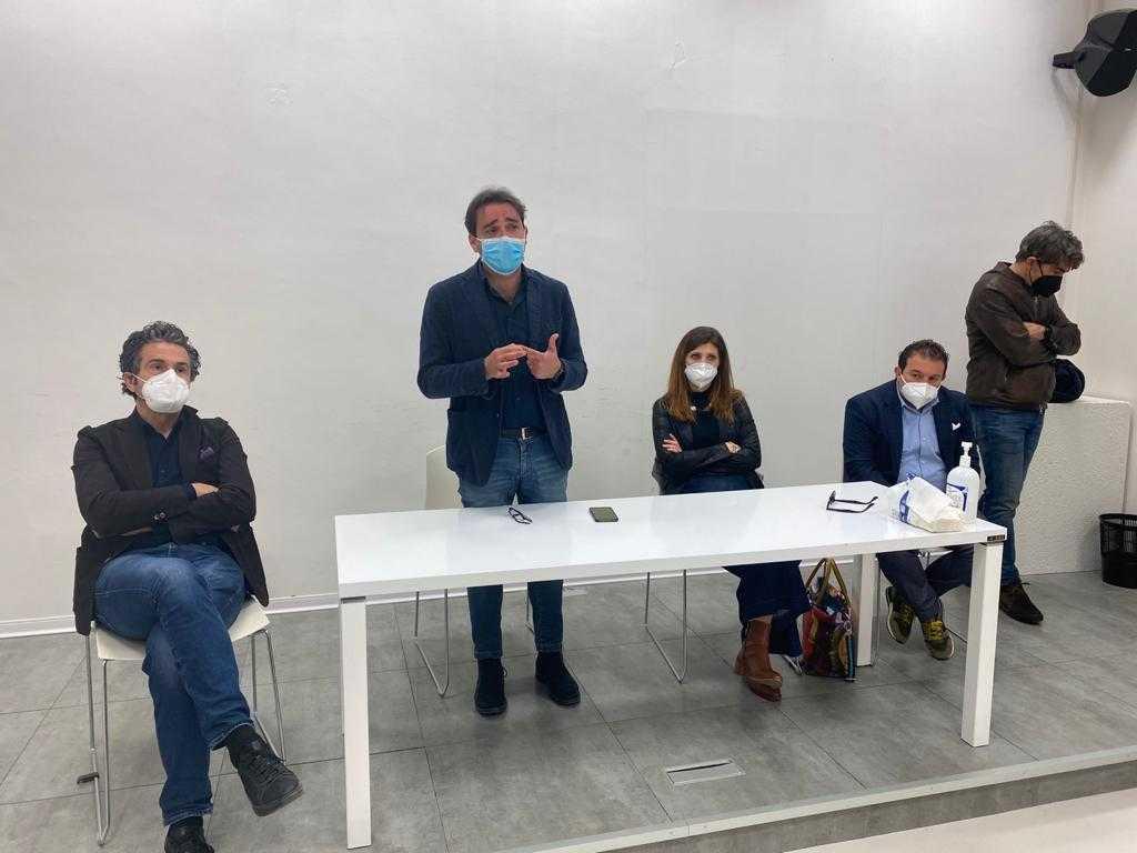 VIDEO | Teramo chiama L'Aquila sull'Alta velocità, D'Alberto: non saremo su trasporti, infrastrutture e mobilità la cenerentola d'Abruzzo