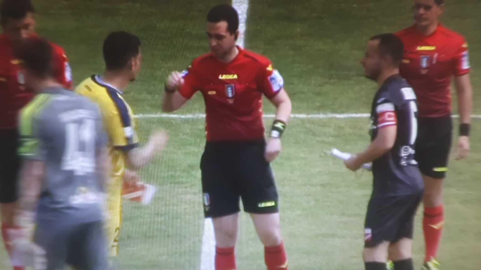"""VIDEO   Post-Cava, Paci: """"Siamo mortificati ma rispetto le critiche"""" e Arrigoni: """"Non ho parole"""""""