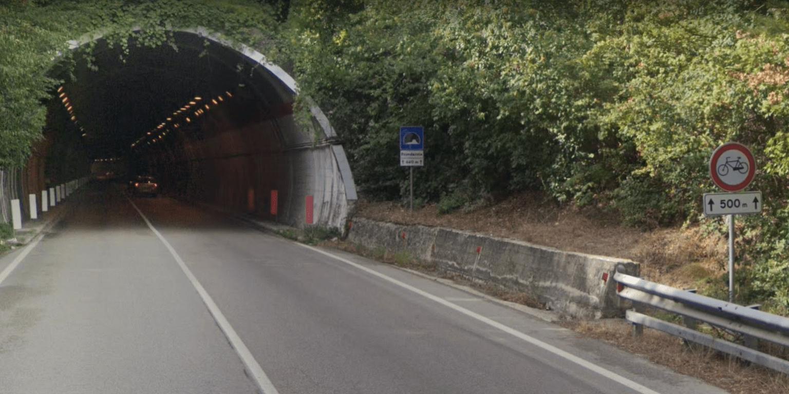 FIAB TERAMO scrive a Ministero e ANAS: aprire alle biciclette la galleria di Frondarola