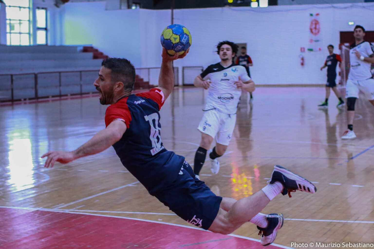 Handball, sabato nero per le teramane: perdono Nama Tms e Lions