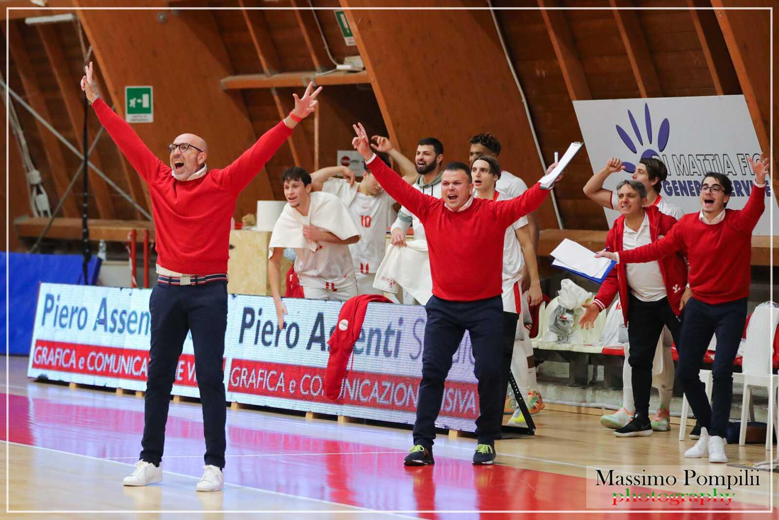 Basket B, la Rennova prova a sfatare il tabù trasferta a San Vendemiano