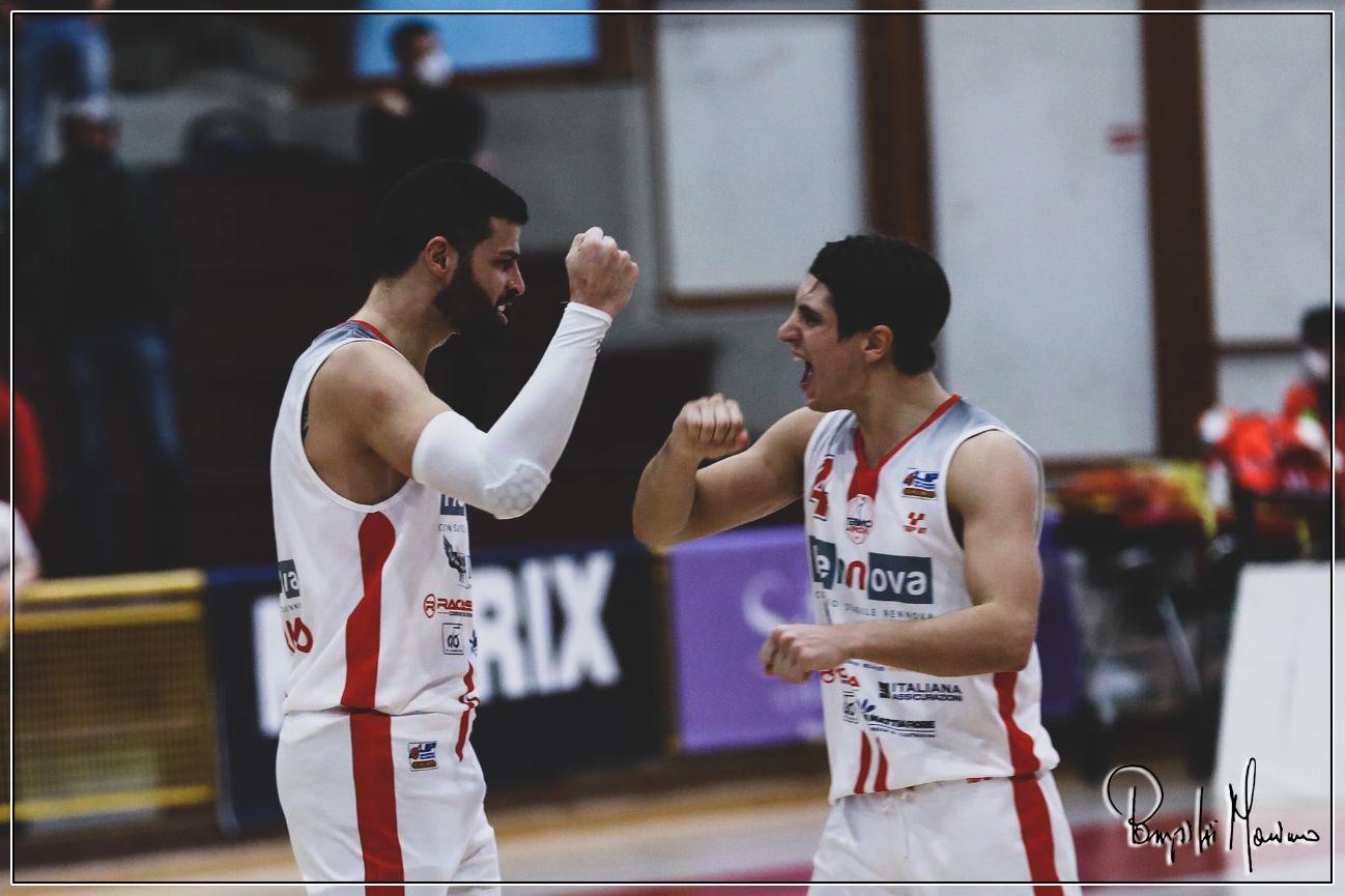 Basket B, la Rennova Tasp non potrà sbagliare la gara di Padova
