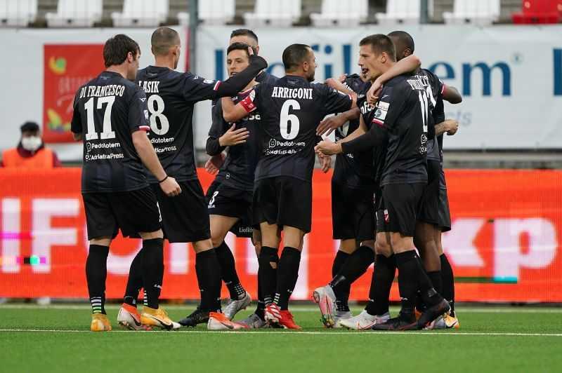 Calcio C, Teramo: i convocati per Cava dei Tirreni