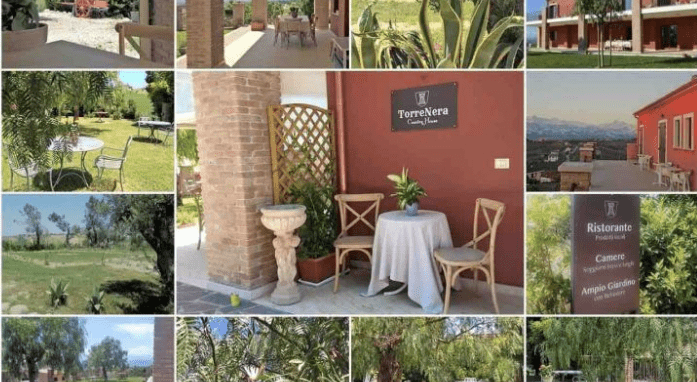 Torrenera, la Country House di Morro D'Oro in difficoltà a causa del covid: parte una raccolta fondi online