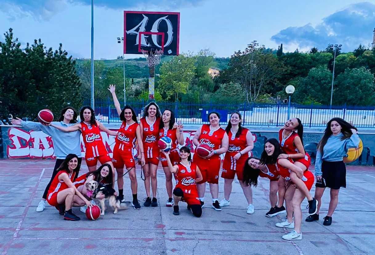 Basket donne, a distanza di 20 anni ecco la TaSp Ladies