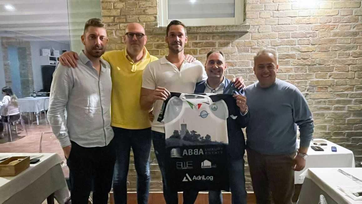 Volley A3, Matteo Bertoli a Pineto: per lui oltre 300 partite tra A e B