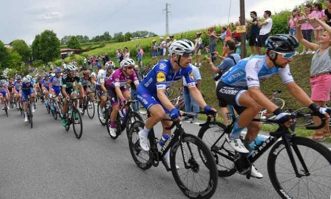 Giro d'Italia 2021, tutto pronto in provincia di Teramo per ospitare la Carovana Rosa