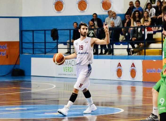 Basket B, il play Marco Cucco è un rinforzo della Rennova Tasp