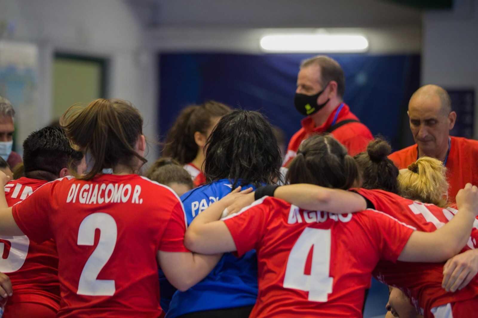 Handball donne play-off, magistrale Teramo: battuta Dossobuono 33-29