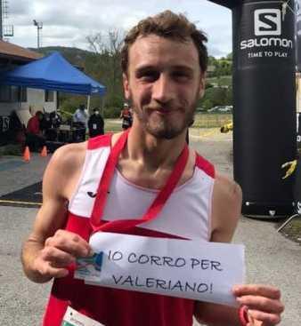 """Trail running, Matteo Rossi è secondo nella gara internazionale """"Le Porte di Pietra"""""""