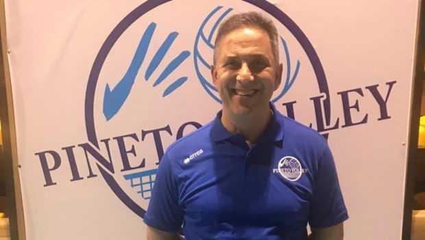 Volley A3, Rovinelli neo coach del Pineto: si tratta di un ritorno