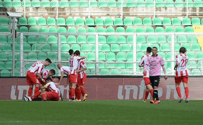 Calcio play-off, i convocati per la gara di Palermo