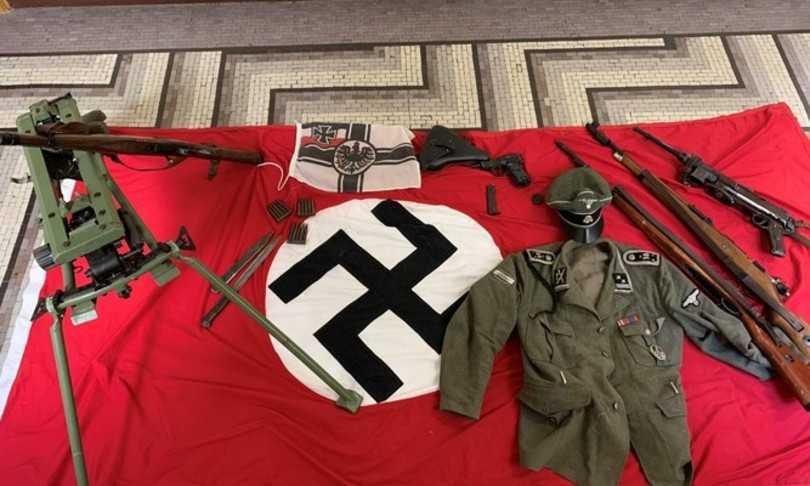 Smantellato un gruppo suprematista: c'è un abruzzese