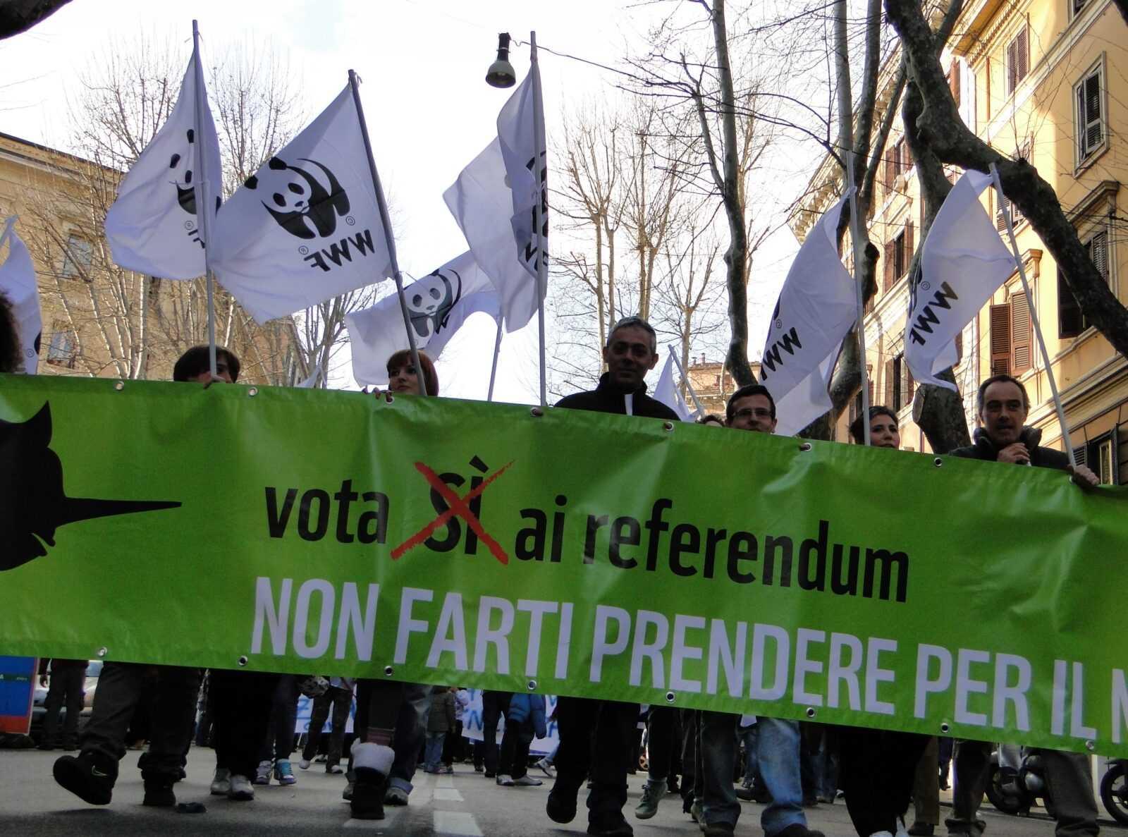 Quando gli italiani dissero no allaprivatizzazione dell'acqua e all'energia nucleare: il referendum dieci anni dopo
