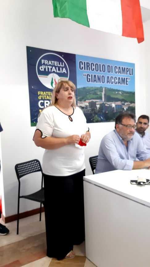 Fratelli d'Italia contro ogni forma di mafia e di criminalità organizzata