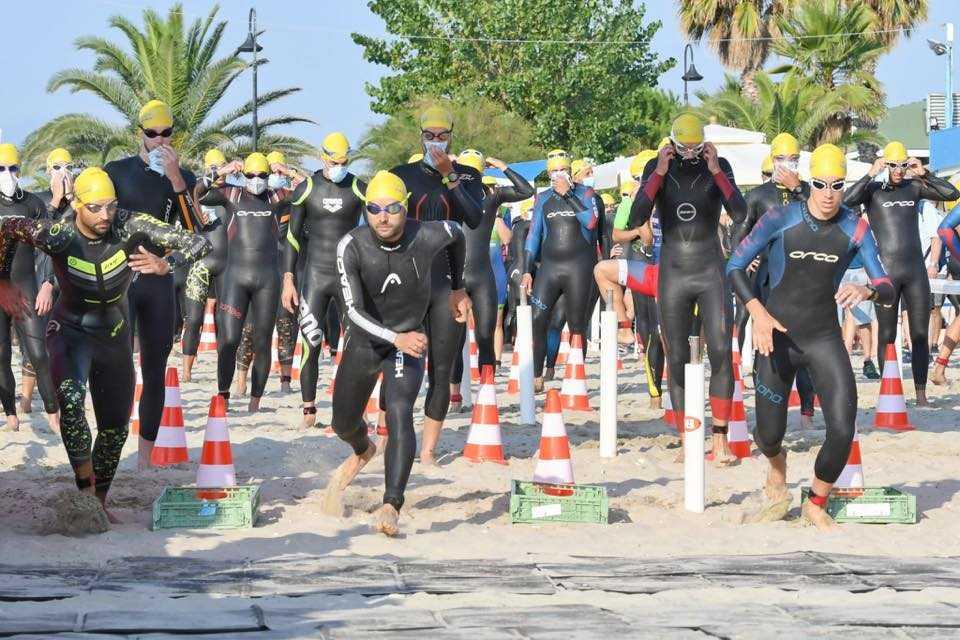 Alba Adriatica, domenica 20 giugno il  V° Triathlon Olimpico
