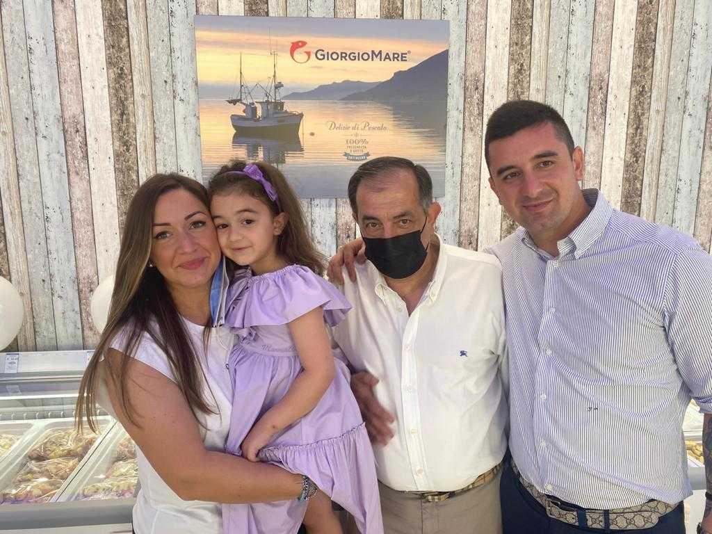 FOTO e VIDEO | Giorgio Mare ha inaugurato a Giulianova il quarto punto vendita della provincia