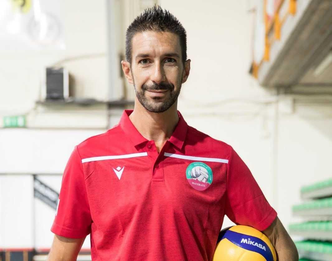 Volley A3, torna a vestire la maglia dell'Abba Pineto il centrale Lorenzo Calonico