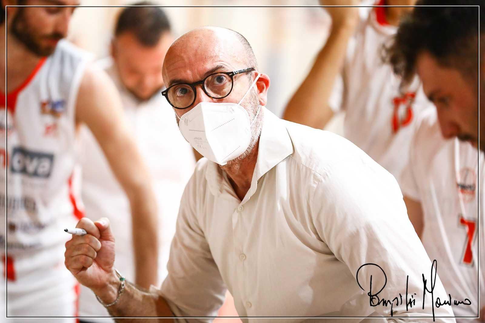 Basket B, Giorgio Salvemini confermato sulla panchina della Rennova Tasp