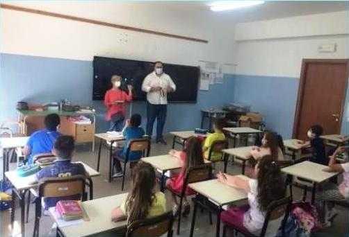 Martinsicuro, il saluto dell'amministrazione agli studenti e i risultati dei progetti ambientali