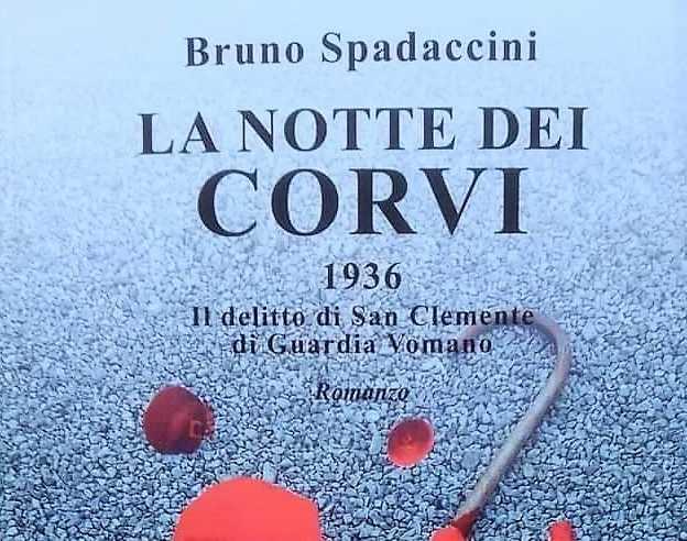 Tra noir e storia, il nuovo romanzo di Spadaccini verrà presentato l'11 giugno a Roseto