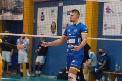 Volley A3, il Pineto ingaggia l'opposto svedese Jacob Link