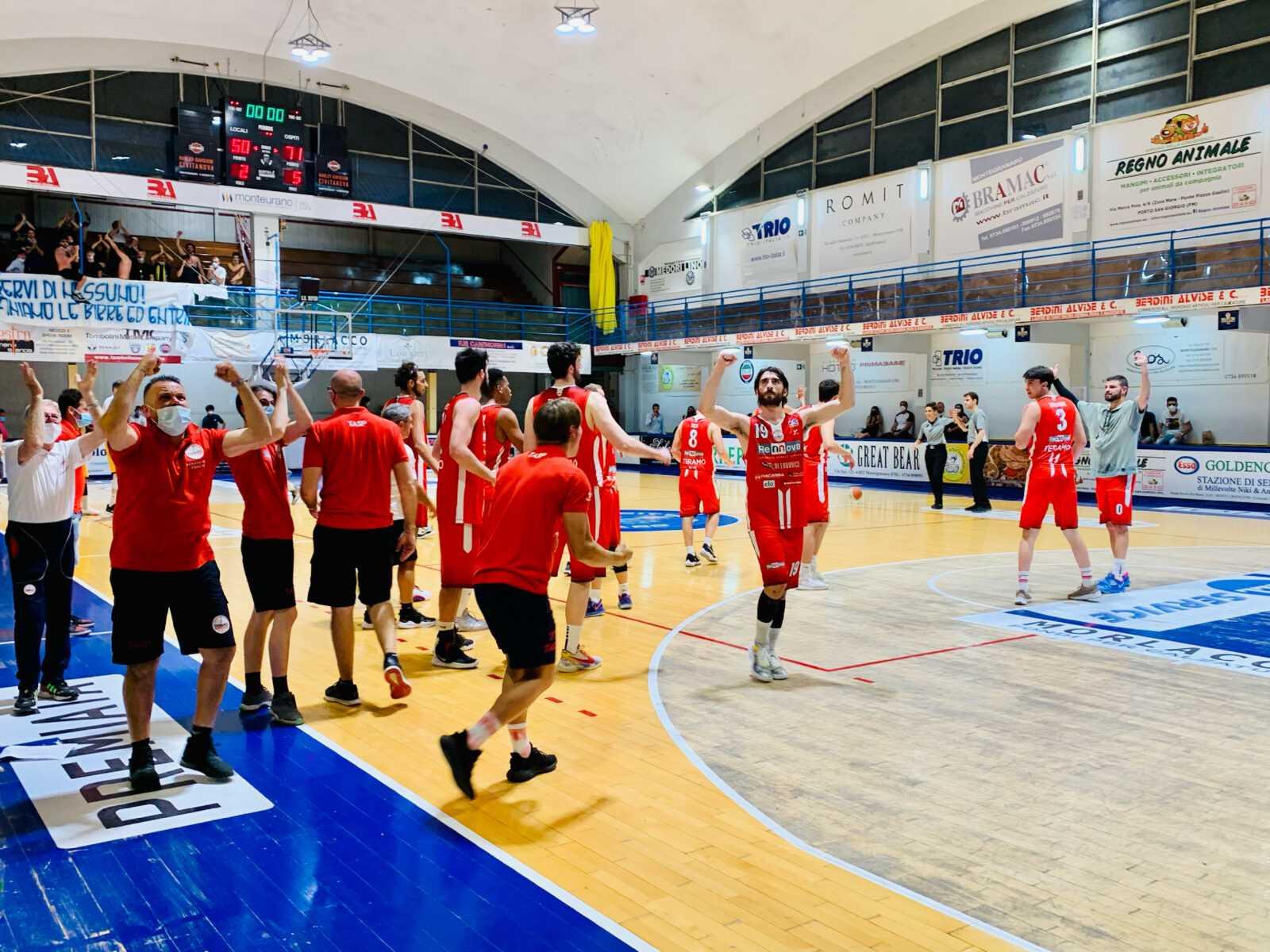 Basket play-out, Rennova Tasp vicina alla salvezza (2-1): espugnata nettamente Montegranaro