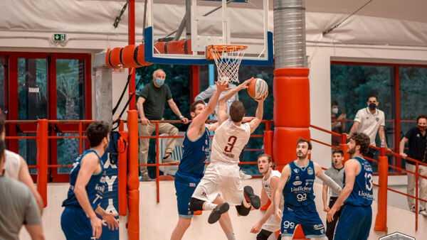 Basket play-off, la Lioficlhem Roseto va sullo 0-2  (66-64) ma con il Nardò non è finita