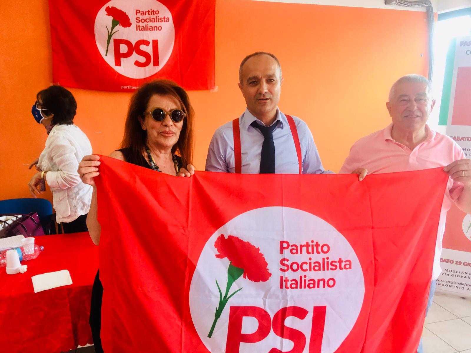 PSI, Frezza è il presidente della Federazione di Teramo: Pompizi il segretario provinciale