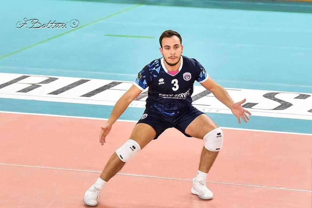 Volley A3, il libero Giancarlo Pesare vestirà la maglia del Pineto