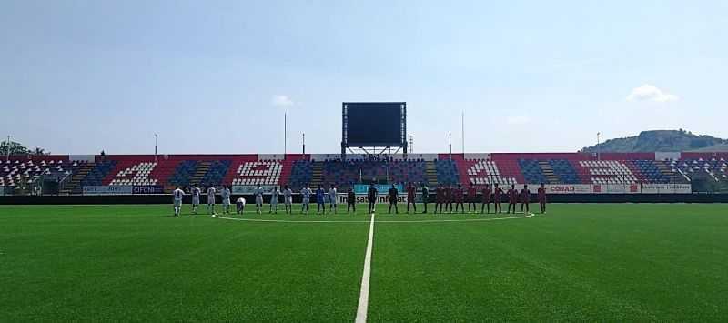 Calcio giovanile, il Teramo festeggia la Primavera 3 con un rotondo 4-0 sulla Samb