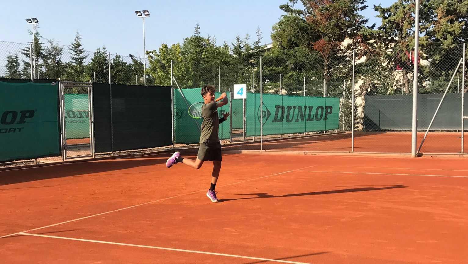 Tennis, domenica di finali a Roseto del torneo nazionale Open Cascioli